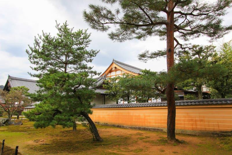 Peça do templo de Kinkakuji, Kyoto do norte, Japão imagem de stock royalty free