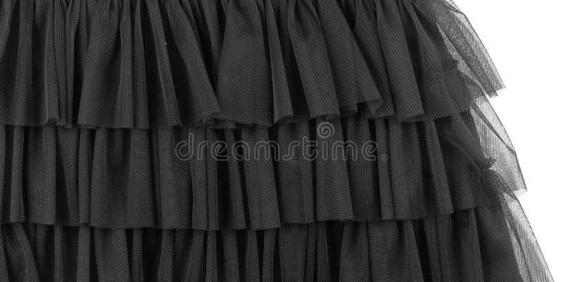 Peça do vestido do tule imagem de stock royalty free