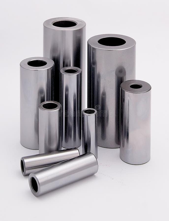Peças de metal #1 imagem de stock