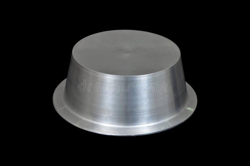 Peças industriais de alumínio imagens de stock