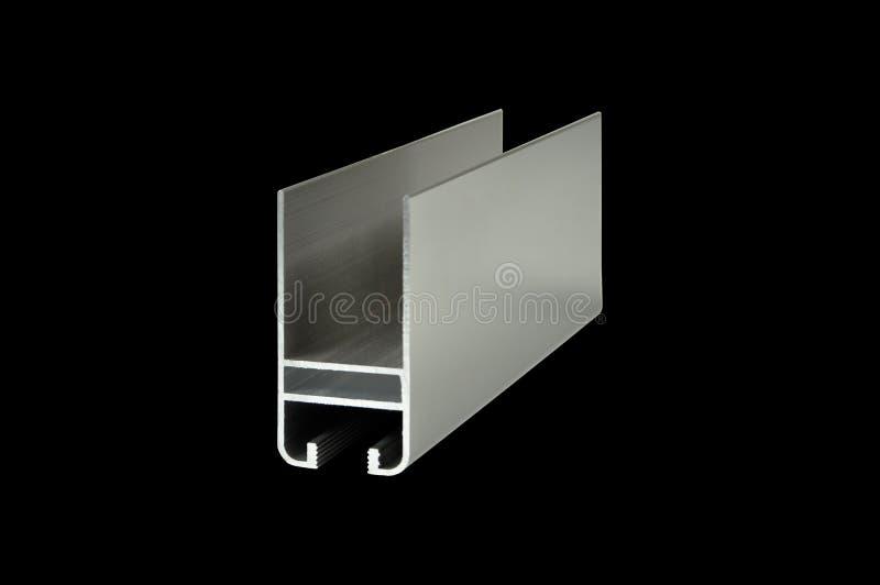 Peças industriais de alumínio imagem de stock royalty free