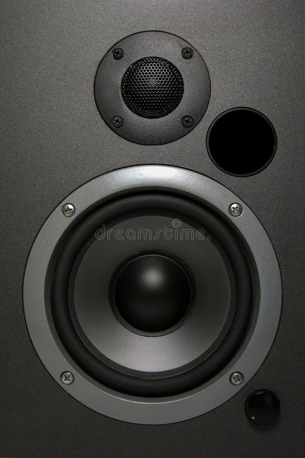 Download Pełny ramowy mówcą. obraz stock. Obraz złożonej z audio - 42465