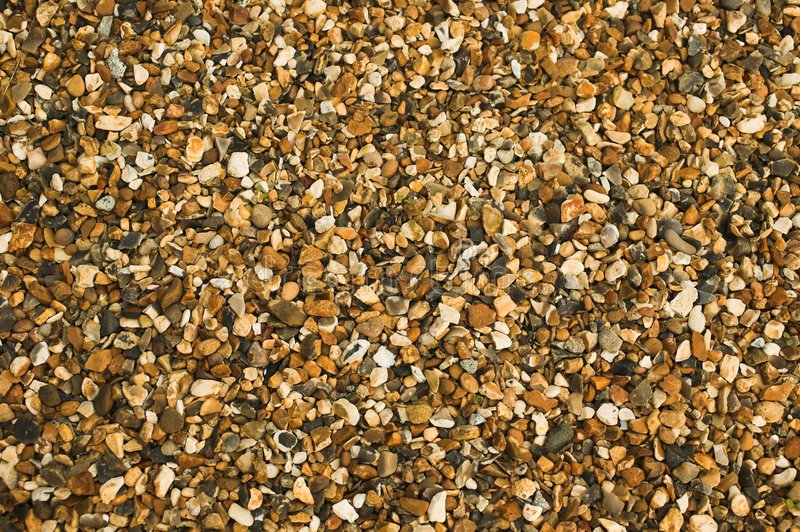 Download Pea Shingle Gravel stock photo. Image of horticulture - 3073578