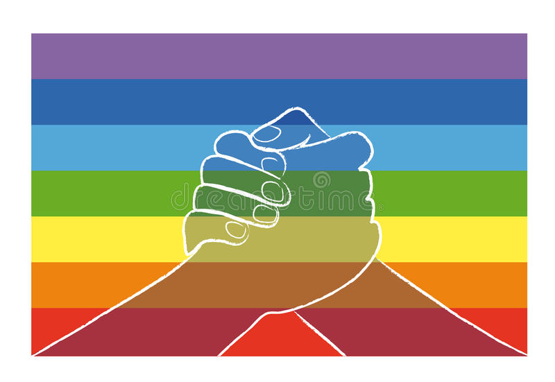 Download Peace stock illustration. Image of unity, world, cooperate - 10664146