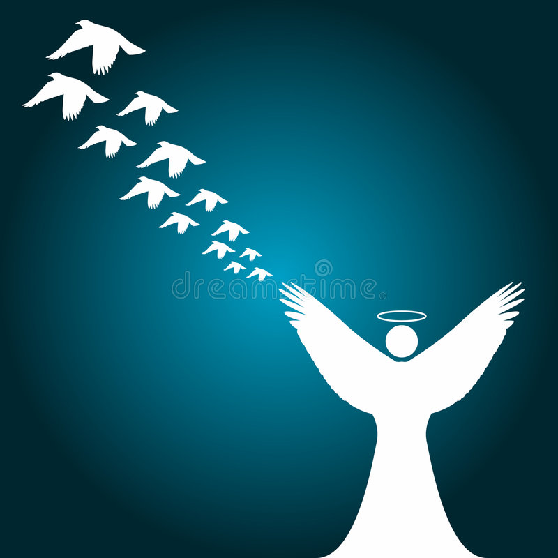 Peace stock illustration