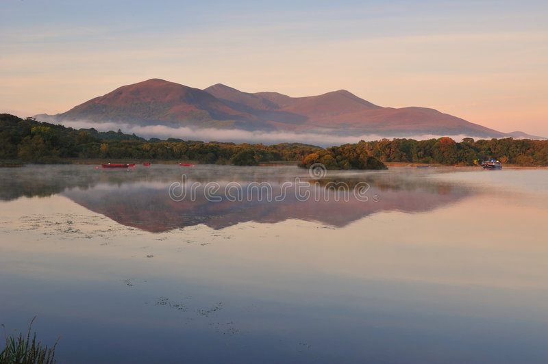 Download Peace stock image. Image of kerry, shore, lake, lakes - 6680221