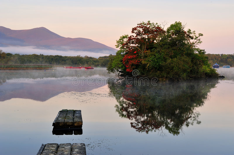 Download Peace stock photo. Image of killarney, mountain, clouds - 6680238