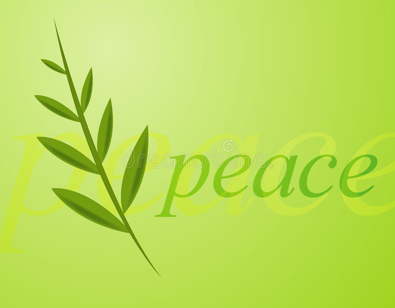 Peace vector illustration