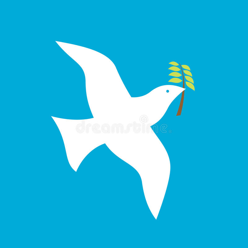 Download Peace Bird stock vector. Illustration of christianity - 10290339