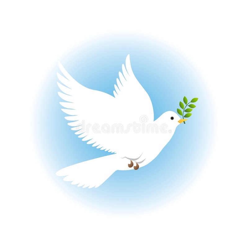 Free Peace Dove Royalty Free Stock Image - 9334306