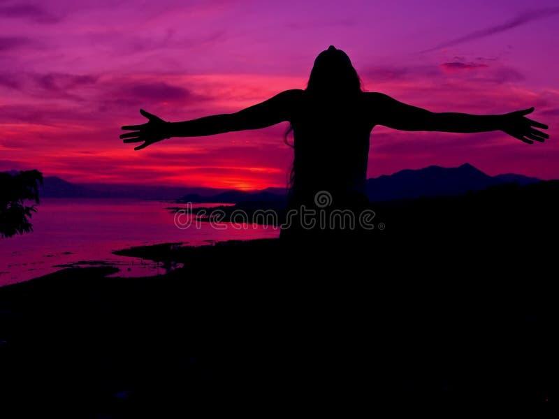 Peace & Harmony royalty free stock photography