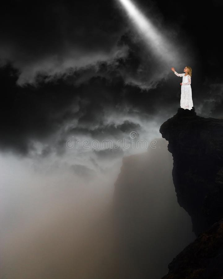 Free Peace, Love, Hope, Spiritual Rebirth Stock Image - 121682761