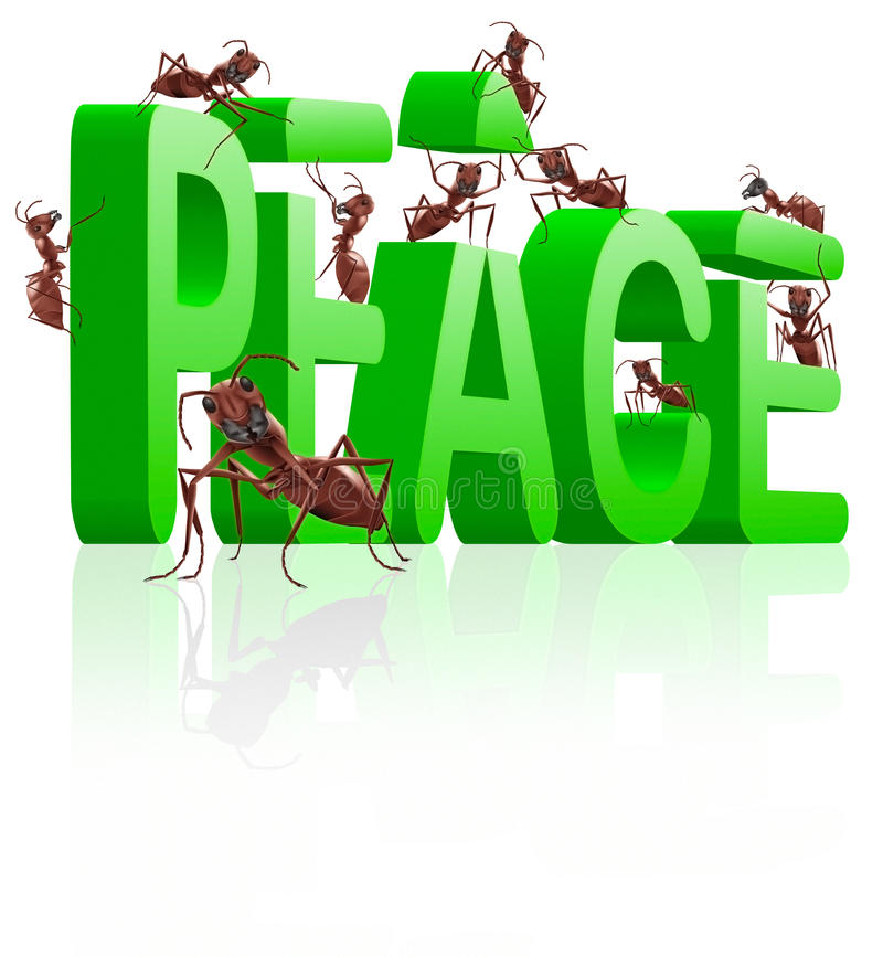 Peace making no more war