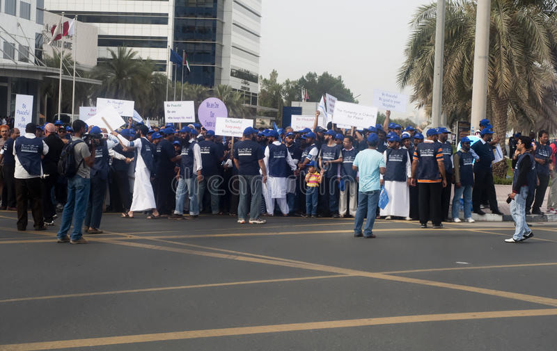 Download Peace March Participants editorial photography. Image of national - 24218387