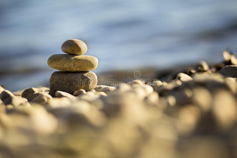 Peace and relaxing background stock photo
