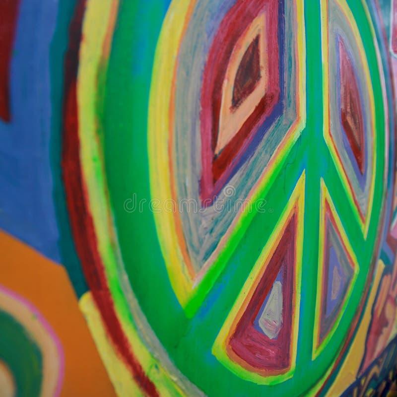 Peace stock image