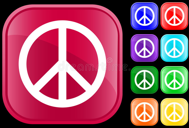 Peace Symbol Royalty Free Stock Images