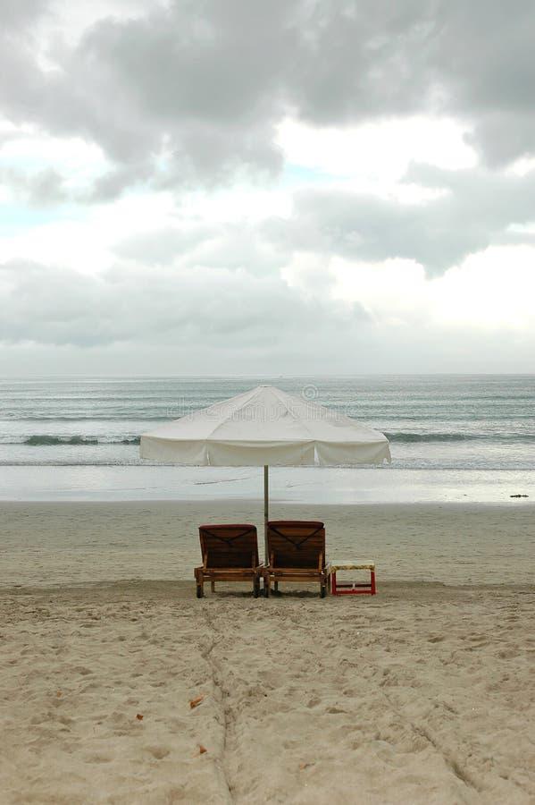 Download Peaceful stock image. Image of sand, kuta, bali, umbrella - 6396677