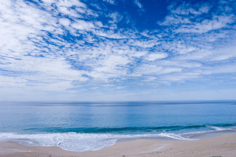 Download Peaceful Beach stock image. Image of tourism, vacation - 3998707