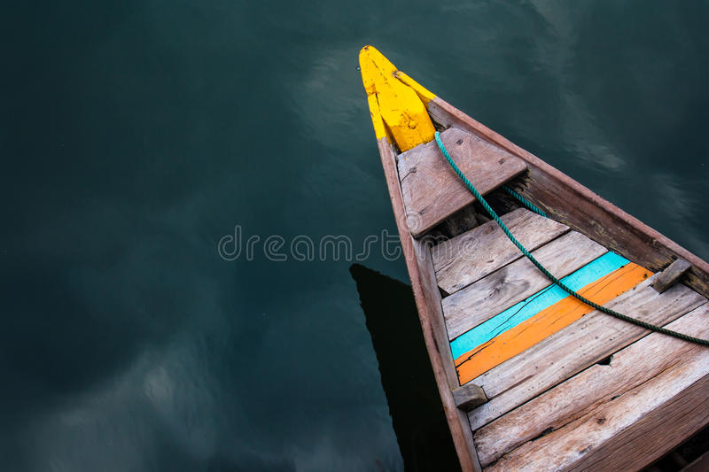 Peaceful Boat royalty free stock photo
