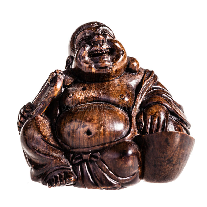Peaceful buddha royalty free stock photos