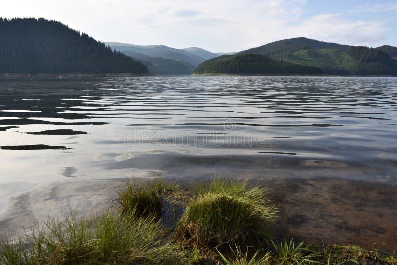 Peaceful Calm Mountain Lake royalty free stock image