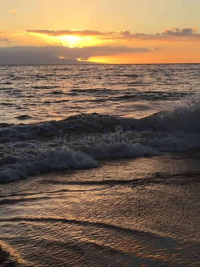 Peaceful easy feeling royalty free stock images