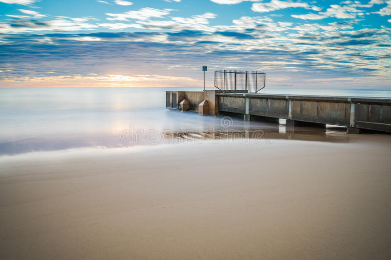 Peaceful Mornings royalty free stock images