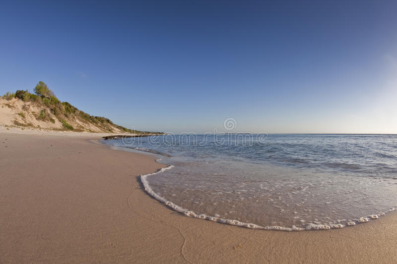 Download Peaceful Ocean stock photo. Image of cloudless, circle - 23087028