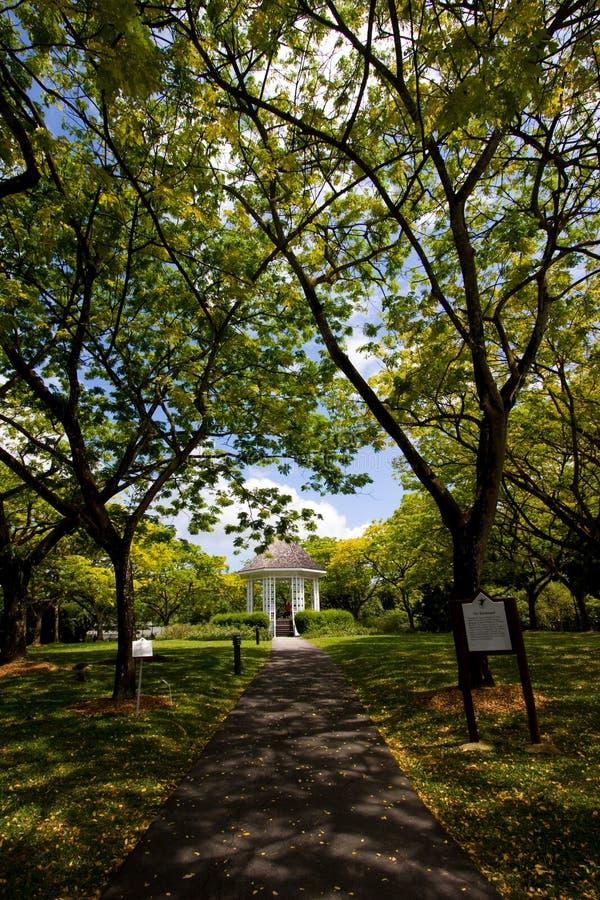 Peaceful Park Royalty Free Stock Photos