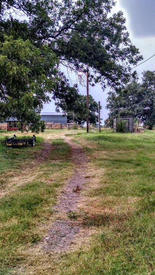 Peaceful Path royalty free stock photos