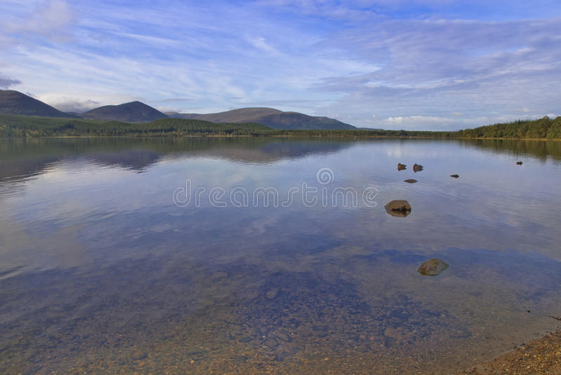 Download Peaceful Scene With Reflections On The Water Stock Image - Image: 13797355