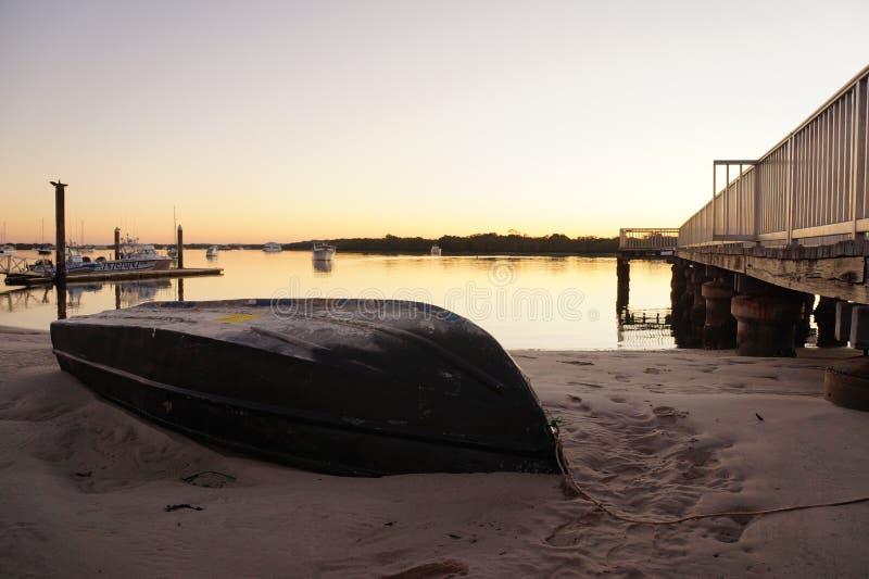 Morning Launch Sunrise stock photography