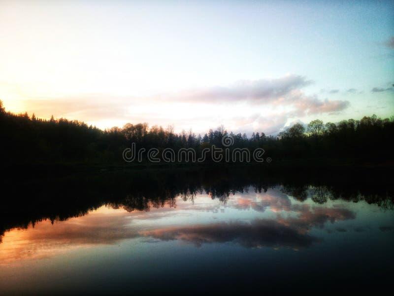 peacefulness obraz stock
