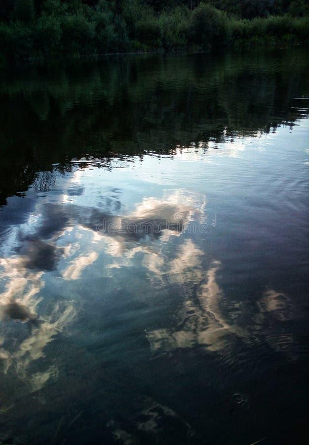Peacefulness w naturze zdjęcie stock