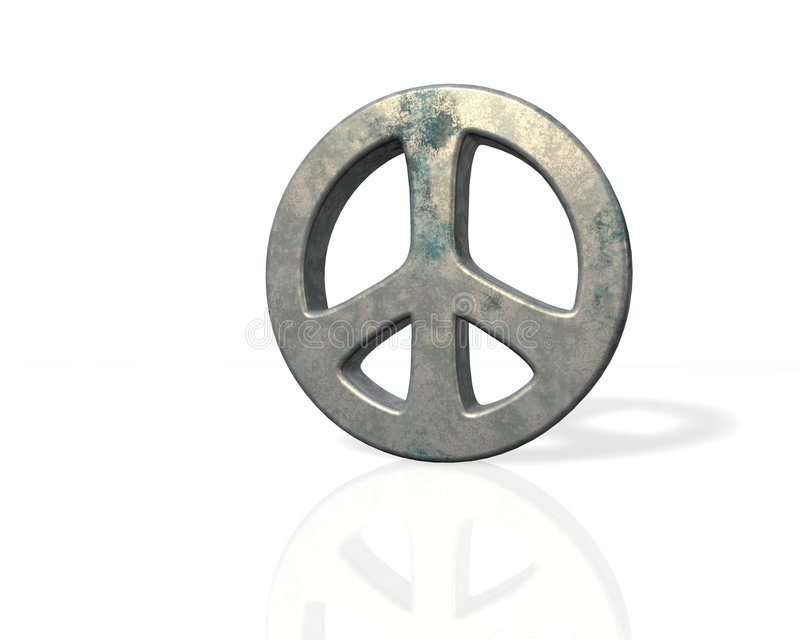 Peacerust images stock