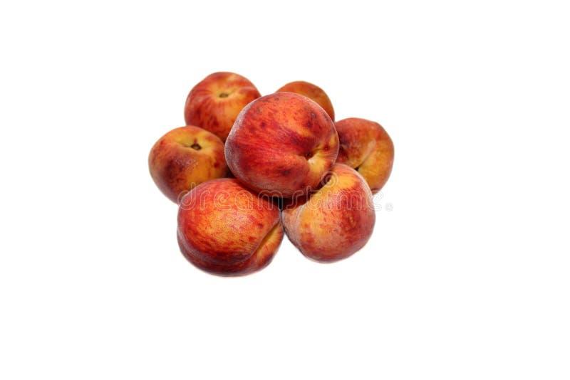 Download Peach świeże zdjęcie stock. Obraz złożonej z brzoskwinia - 57664188
