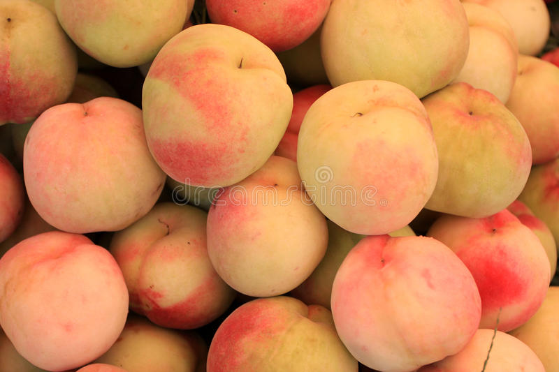 Download Peach stock image. Image of rural, plants, crops, china - 15636509
