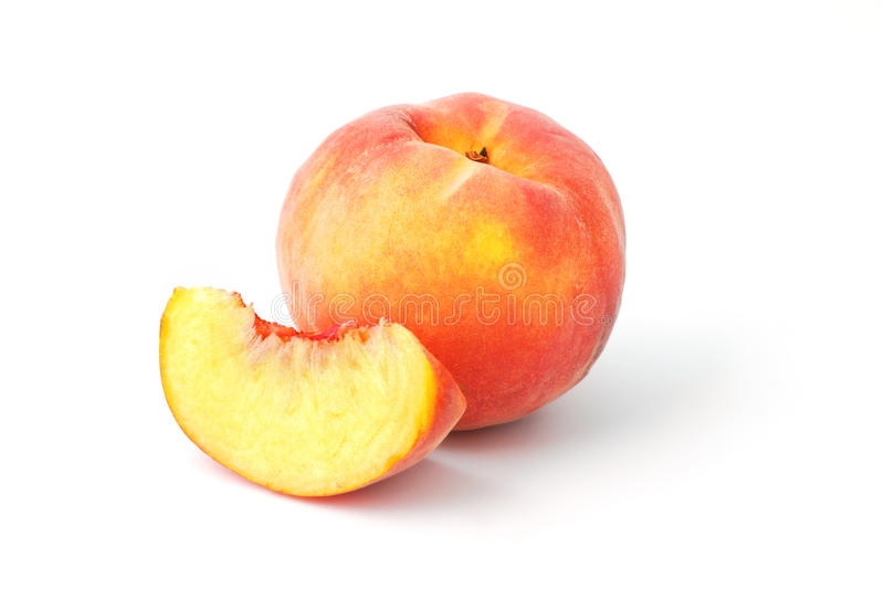 Download Peach stock photo. Image of juicy, vegetarian, ripe, white - 16062858