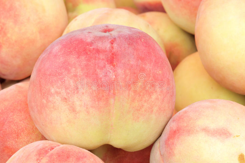 Download Peach stock photo. Image of closeup, yellow, fruitage - 26387292