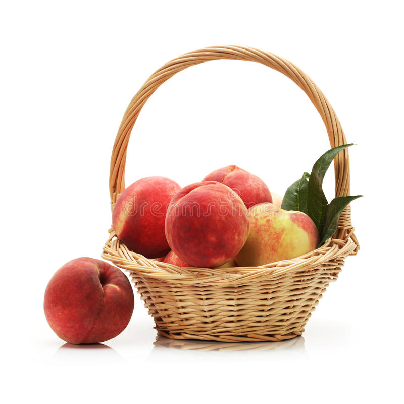 Download Peach stock photo. Image of single, healthy, freshness - 28493988