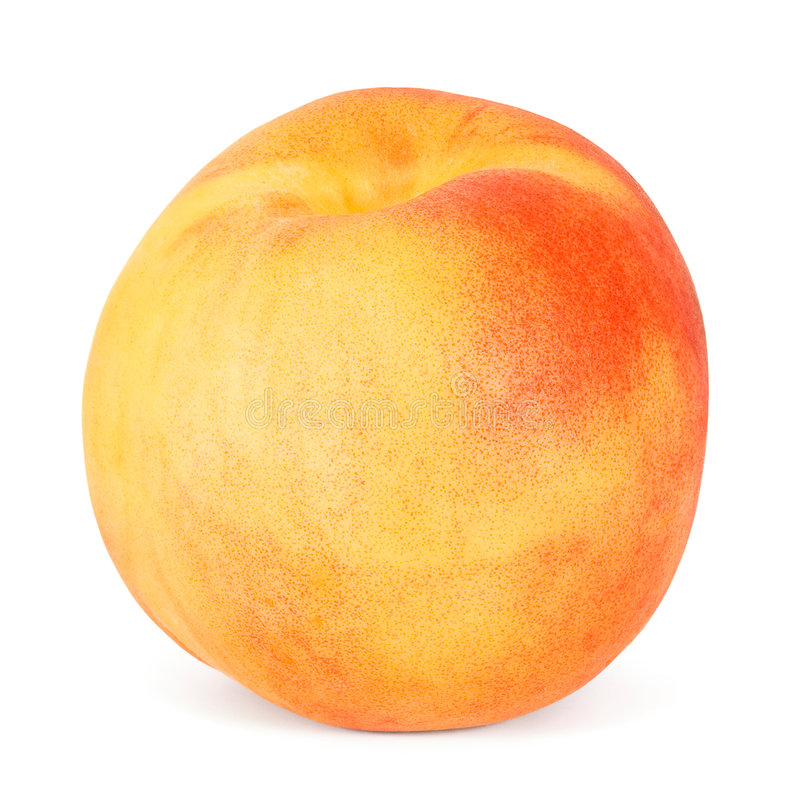 Download Peach stock image. Image of peach, yellow, fruit, vitamin - 5908765