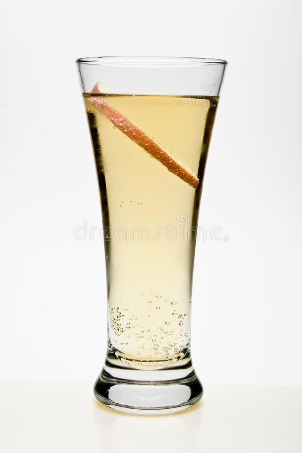 Peach Cocktail royalty free stock images