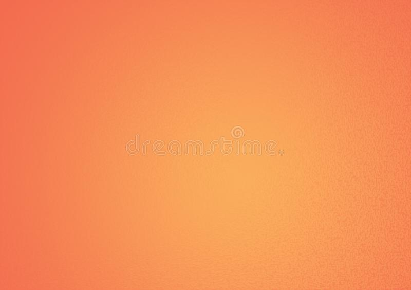 Peach color textured wallpaper design for background stock photo
