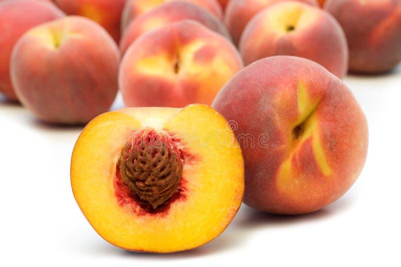 peach kawałek zdjęcie royalty free