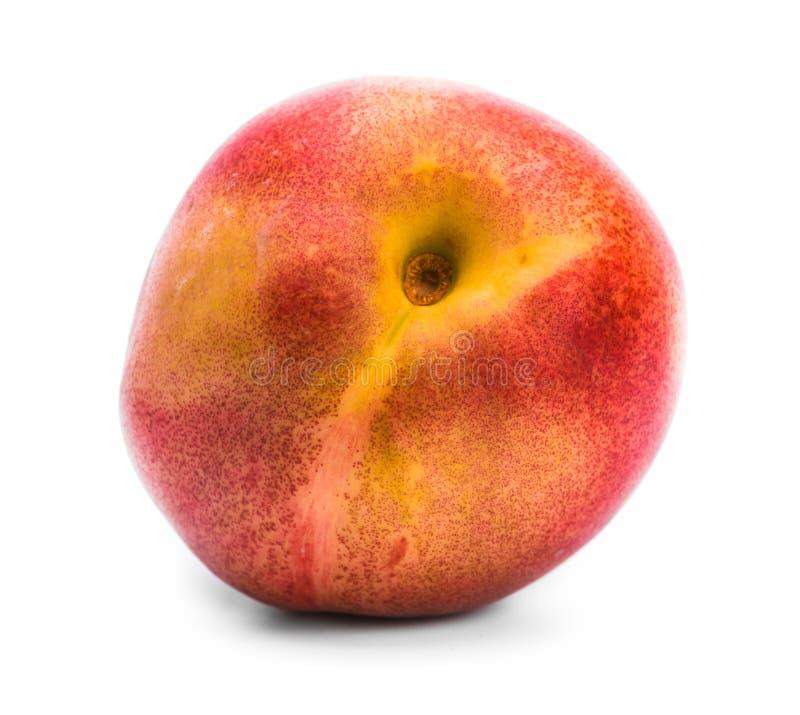 peach ripe стоковое изображение