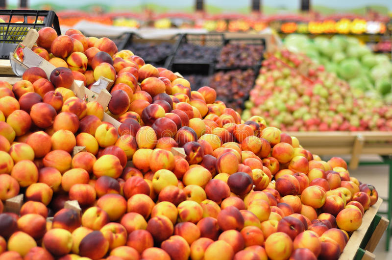 Download Peaches Stock Image - Image: 25932151