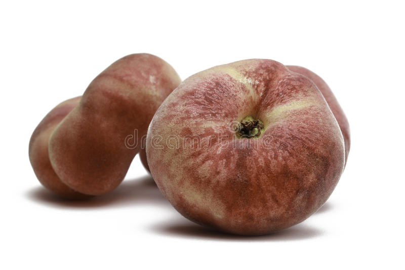 Download Peaches stock image. Image of fruit, peached, white, background - 27091883