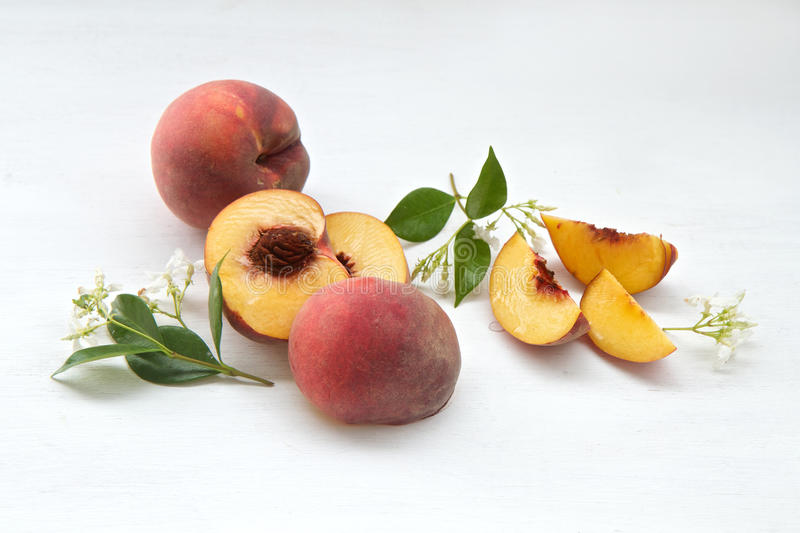 Download Peaches Stock Photography - Image: 27107152