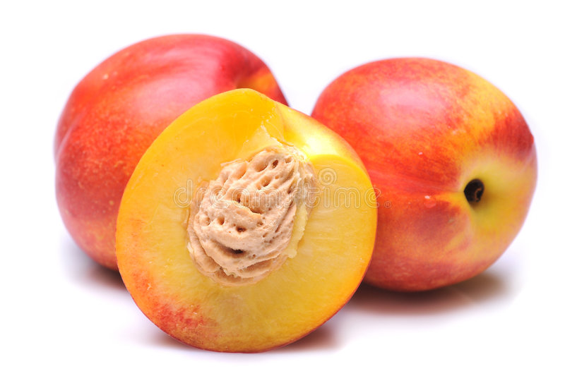 Peachs stockbild